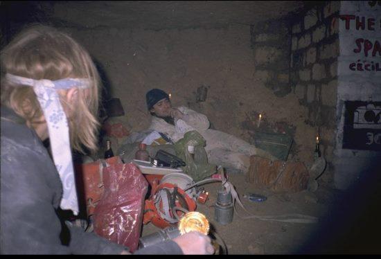 LES CATACOMBES DE PARIS 1980/1985