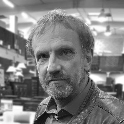 Thierry Brayer, écrivain