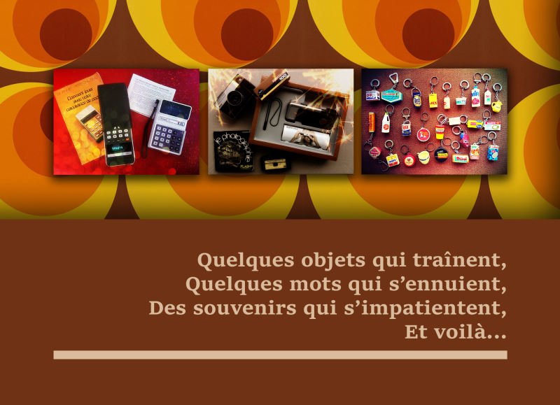 OBJETS INANIMES QUI AVEZ MON AME - THIERRY BRAYER - 2